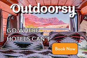 Flagstaff & Grand Canyon National Park RV Rentals