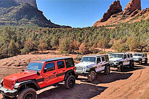 Sedona Off Road Rentals - Best way to see Sedona