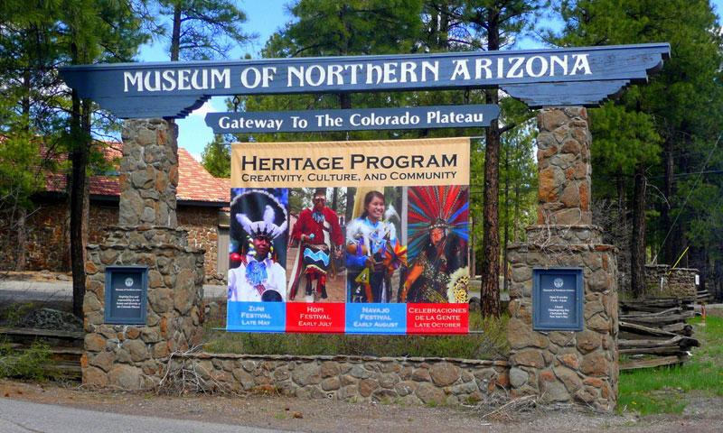 Museum of Northern Arizona in Flagstaff