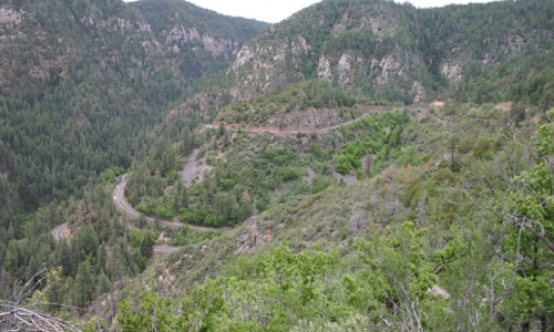 Flagstaff Tourism Oak Creek Canyon Scenic Drive