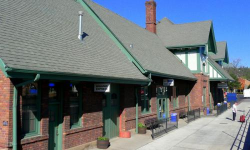 Flagstaff Train Depot Visitor Center