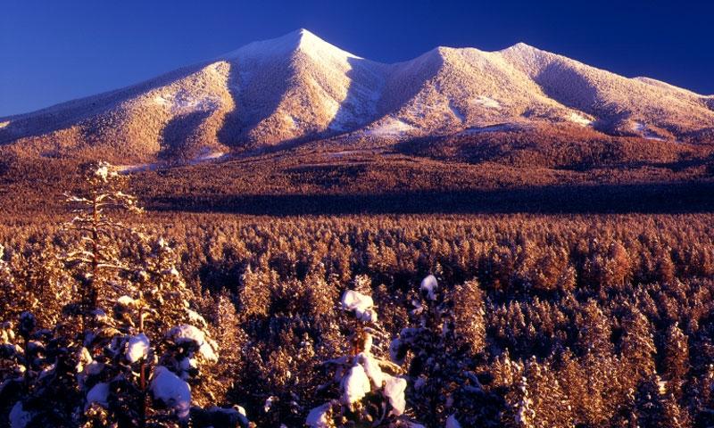 Flagstaff Arizona Mountain Ranges