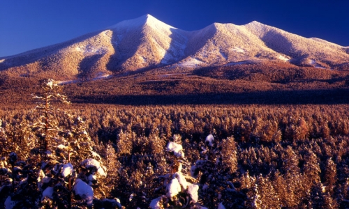 Flagstaff Arizona Mountain Ranges