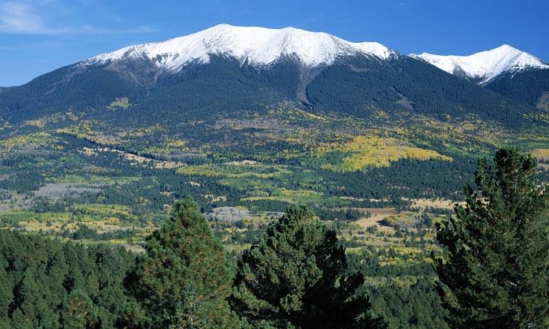 Northern Arizona Mountains