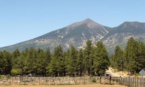 Flagstaff Arizona Mountains