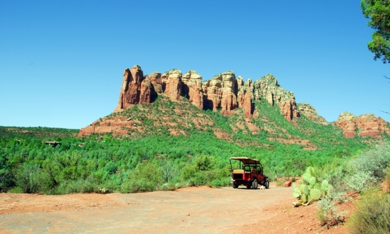 ATV in Sedona Arizona